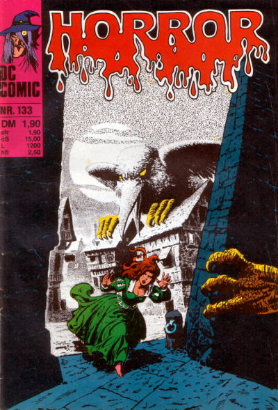 Cover for Horror (BSV - Williams, 1972 series) #133