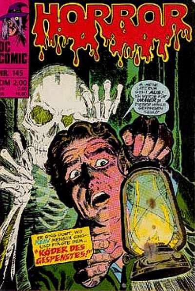 Cover for Horror (BSV - Williams, 1972 series) #145