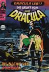 Cover for Die Gruft von Graf Dracula (BSV - Williams, 1974 series) #1
