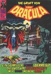 Cover for Die Gruft von Graf Dracula (BSV - Williams, 1974 series) #2