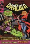 Cover for Die Gruft von Graf Dracula (BSV - Williams, 1974 series) #3