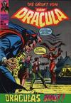 Cover for Die Gruft von Graf Dracula (BSV - Williams, 1974 series) #4
