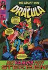 Cover for Die Gruft von Graf Dracula (BSV - Williams, 1974 series) #5