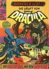 Cover for Die Gruft von Graf Dracula (BSV - Williams, 1974 series) #6