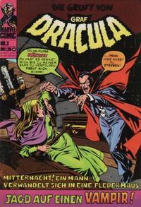 Cover Thumbnail for Die Gruft von Graf Dracula (BSV - Williams, 1974 series) #3