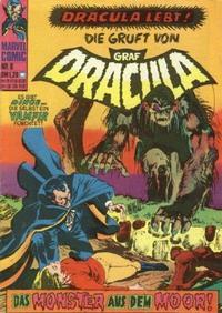Cover Thumbnail for Die Gruft von Graf Dracula (BSV - Williams, 1974 series) #6