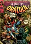 Cover for Die Gruft von Graf Dracula (BSV - Williams, 1974 series) #13