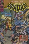 Cover for Die Gruft von Graf Dracula (BSV - Williams, 1974 series) #25