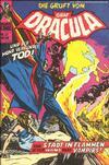 Cover for Die Gruft von Graf Dracula (BSV - Williams, 1974 series) #27