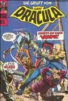 Cover for Die Gruft von Graf Dracula (BSV - Williams, 1974 series) #30