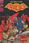 Cover for Die Gruft von Graf Dracula (BSV - Williams, 1974 series) #31