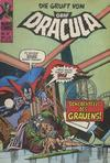 Cover for Die Gruft von Graf Dracula (BSV - Williams, 1974 series) #32