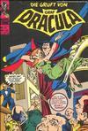 Cover for Die Gruft von Graf Dracula (BSV - Williams, 1974 series) #33