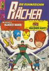 Cover for Die ruhmreichen Rächer (BSV - Williams, 1974 series) #8
