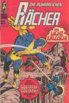 Cover for Die ruhmreichen Rächer (BSV - Williams, 1974 series) #34