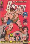 Cover for Die ruhmreichen Rächer (BSV - Williams, 1974 series) #37