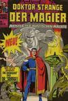 Cover for Doktor Strange der Magier (BSV - Williams, 1975 series) #1