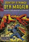 Cover for Doktor Strange der Magier (BSV - Williams, 1975 series) #3