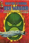 Cover for Doktor Strange der Magier (BSV - Williams, 1975 series) #5
