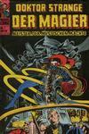 Cover for Doktor Strange der Magier (BSV - Williams, 1975 series) #7