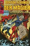 Cover for Doktor Strange der Magier (BSV - Williams, 1975 series) #8