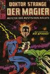 Cover for Doktor Strange der Magier (BSV - Williams, 1975 series) #11