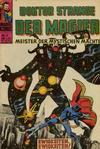 Cover for Doktor Strange der Magier (BSV - Williams, 1975 series) #12