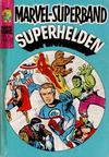 Cover for Marvel-Superband Superhelden (BSV - Williams, 1975 series) #8