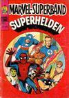 Cover for Marvel-Superband Superhelden (BSV - Williams, 1975 series) #1