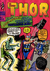 Cover for Thor (BSV - Williams, 1974 series) #11