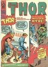 Cover for Thor (BSV - Williams, 1974 series) #17
