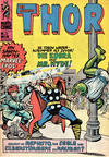 Cover for Thor (BSV - Williams, 1974 series) #23