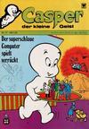 Cover for Casper der kleine Geist (BSV - Williams, 1973 series) #11