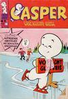 Cover for Casper der kleine Geist (BSV - Williams, 1973 series) #21