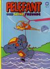 Cover for Comic Giganten (BSV - Williams, 1973 series) #4 - Pelefant und seine Freunde