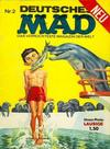 Cover for Mad (BSV - Williams, 1967 series) #2