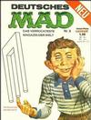 Cover for Mad (BSV - Williams, 1967 series) #5