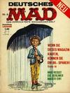 Cover for Mad (BSV - Williams, 1967 series) #8