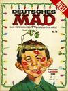 Cover for Mad (BSV - Williams, 1967 series) #14