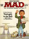 Cover for Mad (BSV - Williams, 1967 series) #39