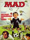 Cover for Mad (BSV - Williams, 1967 series) #89