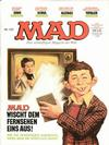 Cover for Mad (BSV - Williams, 1967 series) #132