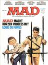 Cover for Mad (BSV - Williams, 1967 series) #134