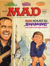 Cover for Mad (BSV - Williams, 1967 series) #143