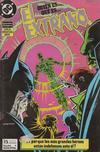 Cover for El Extraño (Zinco, 1989 series) #1