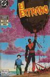Cover for El Extraño (Zinco, 1989 series) #2