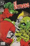 Cover for El Extraño (Zinco, 1989 series) #3