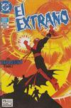Cover for El Extraño (Zinco, 1989 series) #4
