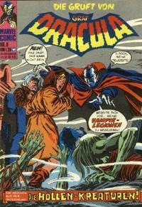 Cover Thumbnail for Die Gruft von Graf Dracula (BSV - Williams, 1974 series) #8