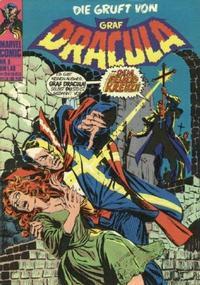 Cover Thumbnail for Die Gruft von Graf Dracula (BSV - Williams, 1974 series) #9